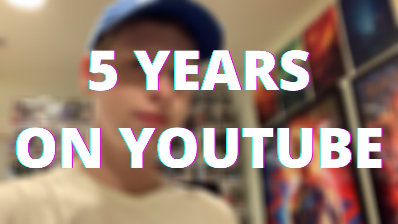 5 Years On YouTube
