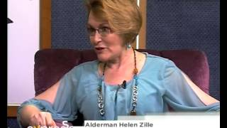 Helen Zille talks about Mandela