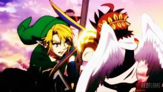 Link vs Pit「AMV」
