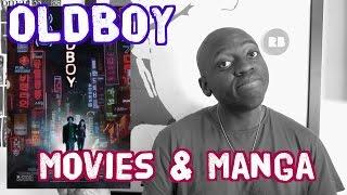 Oldboy movies vs original manga comparison review / discussion