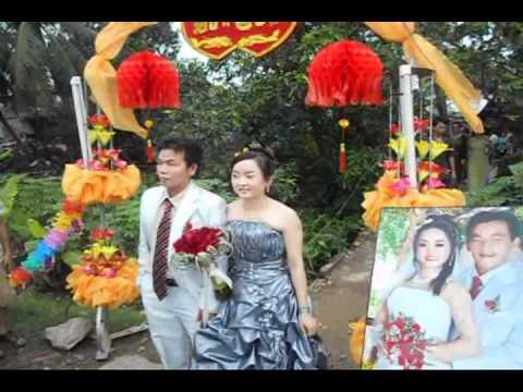 Đám cưới Văn Giàu - Thúy Nga [Tiền Giang] (P7).flv.flv