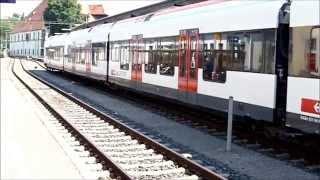 Tödlicher Stromschlag in Konstanz 21jähriger klettert zum Biertrinken auf Zugdach