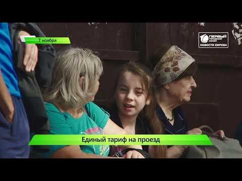 Новости Кирова выпуск 07.11.2019