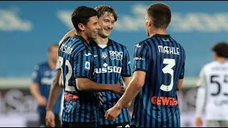 Sassuolo 1 1 Atalanta Serie A Italy All goals and highlights 02 05 2021
