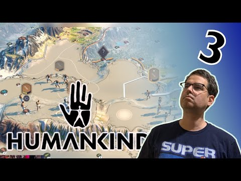 HUMANKIND - A successful retreat - Game 1 Part 3 |