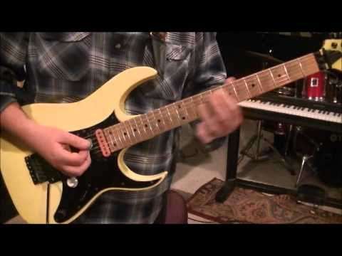 How to play Centerfold  J Geils Band on guitar  Mike Gross