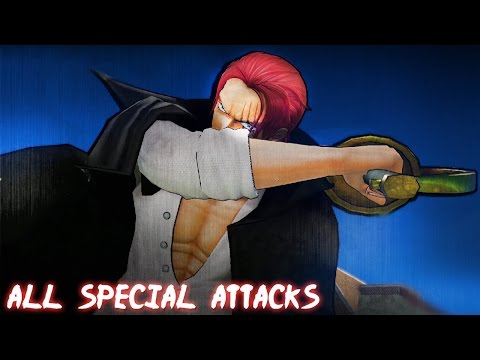 One Piece Pirate Warriors 3 All Special Attacks