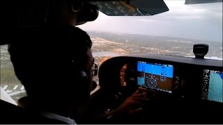 SHORT FILM: A typical day of flight training in Dean International.. This is why we fly.. Paradise!!