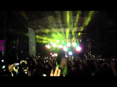 Tiesto en electric planet 2014 toluca