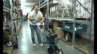 видео Садовая техника MTD