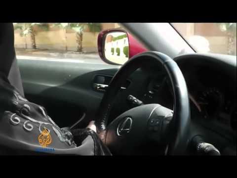 Saudi woman talks about driving ban
