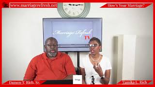 Marriage Refresh TV: Relationships & Forgiveness