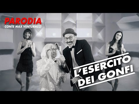 L'ESERCITO DEI GONFI - Parodia L'esercito del Selfie - Takagi & Ketra