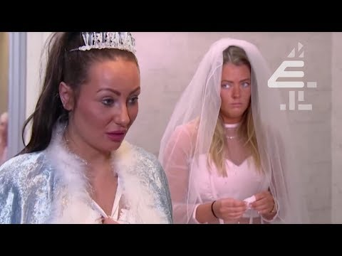 Most DISASTROUS Wedding Dresses?!   Don't Tell The Bride