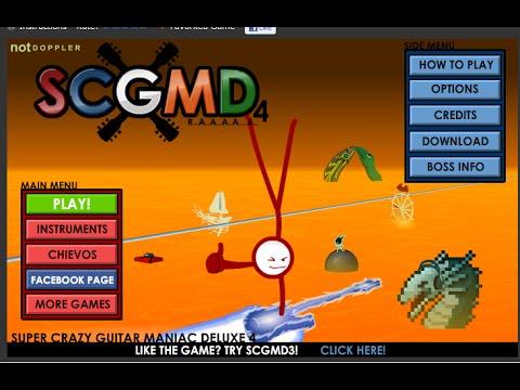 SCGMD 4 Музыкальная Флеш...