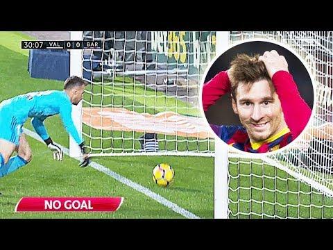 i Migliori Goal NON DATI nel CALCIO !!!