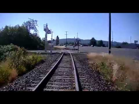 Riding the Albany and Eastern RR 7/22/2014 - The excursion
