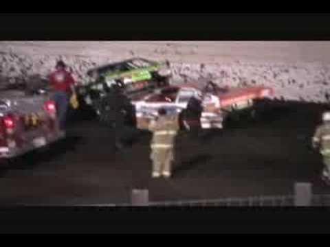 August 13, 2008 - Highway 3 Raceway Wreck