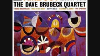 Album: TIME OUT Tune: Take Five [1959] Dave Brubeck(p) Paul Desmond...
