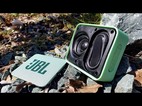 INSANE JBL GO 2 FAKE BASS TEST / MORE BASS THAN REAL GO 2?? 😱😱