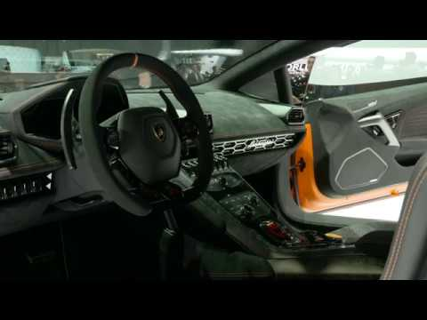 Lamborghini Huracan Performante Interior Youtube