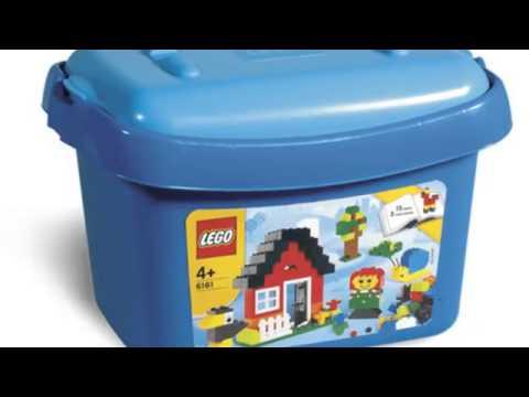 Lego Brick Box Blue 6161 - laidlawgifts2 Ebay.com