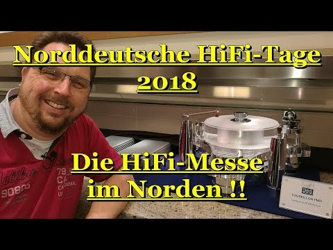 Norddeutsche HiFi-Tage 2018 - Die HiFi-Messe im Norden!!!