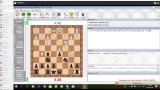 Урок шахмат с учеником. Уровень 1 разряд - кмс