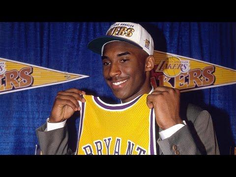 BEST NBA DRAFT ALL TIME? [Jordan, Kobe or LeBron?]