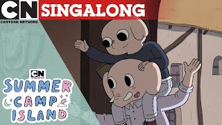 Summer Camp Island | Daddys Lullaby - Singalong | Cartoon Network UK
