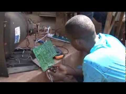 African Stories II - The Godfather of Electronics