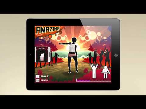 Go Dance: Dance your rumpshaker off with the first motion-capture dancing game for iOS