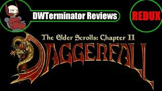 Classic Review REDUX - The Elder Scrolls II: Daggerfall