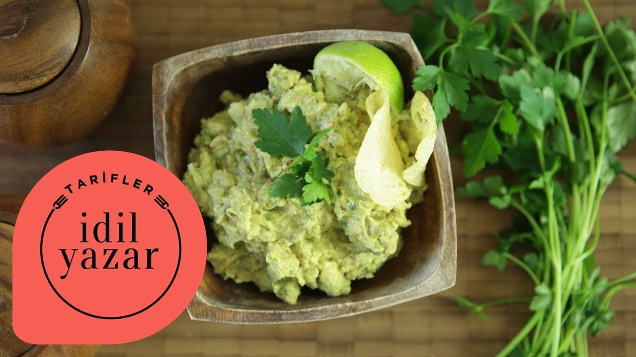 Guacamole – Avokado Sos