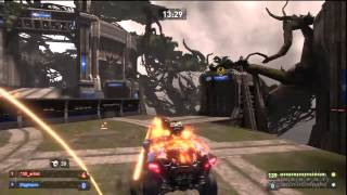 Jungle Carnage - Wheels of Destruction Gameplay