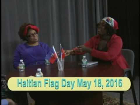Haitian Flag Day May 18, 2016