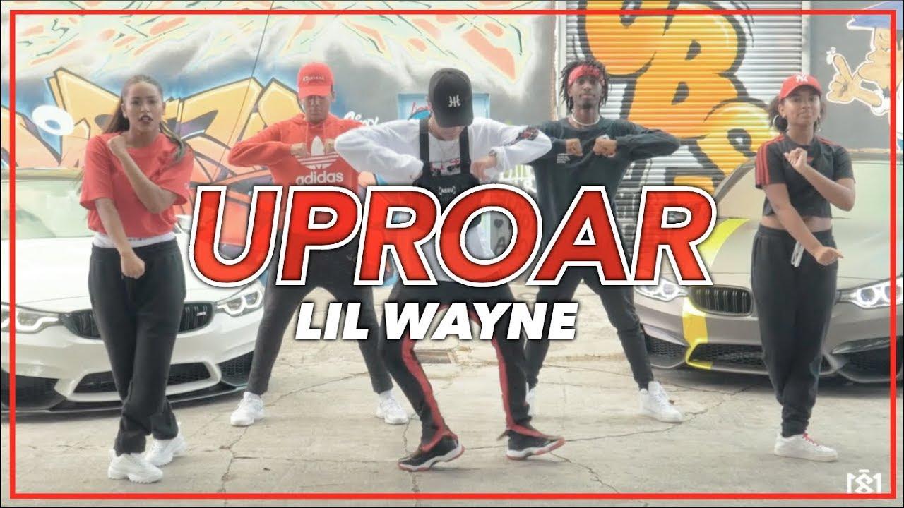 """UPROAR"" by Lil Wayne (Dance Video)   #UPROARCHALLENGE   Michael Le Choreography"