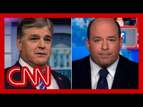 Stelter: I watched Hannity's show for a week. Here's what I found