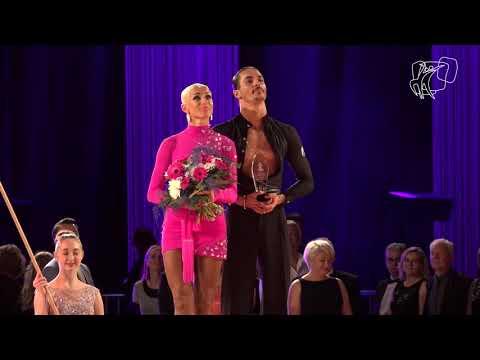 2018 PD Super Grand Prix Latin, Leipzig | Series Prize Presentation | DanceSport Total