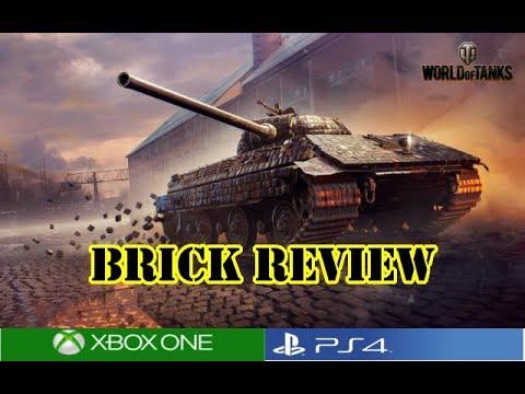 World of Tanks - 'Brick' Review thumbnail