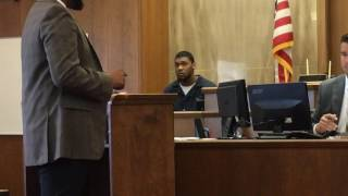 Co-defendant testifies how robbery lead to Charles Cuti shooting death