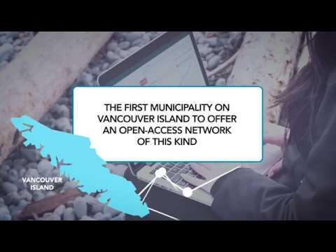 CRadvantage:  Campbell River's Municipal Broadband Network