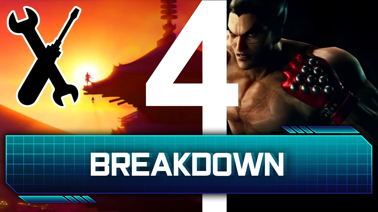 Tekken 7 Season 4 Trailer Breakdown Analysis Youtube