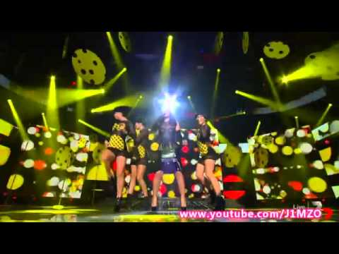 Dami Im - Week 3 - Live Show 3 - The X Factor Australia 2013 Top 10