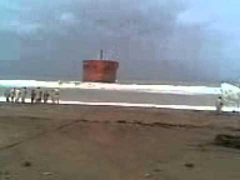 Gadani shipbreaking  plot 64
