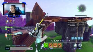 RACIST SCAMMER With Moonglow SCAMS Himself! (Scammer Gets SCAMMED) - Fortnite Save The World