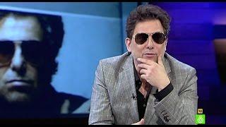 Entrevista de Andrés Calamaro en 'El Intermedio'