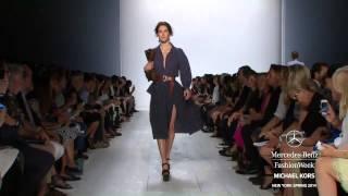 ♥ MICHAEL KORS ♥ New York Fashion Week Spring 2014 Thumbnail