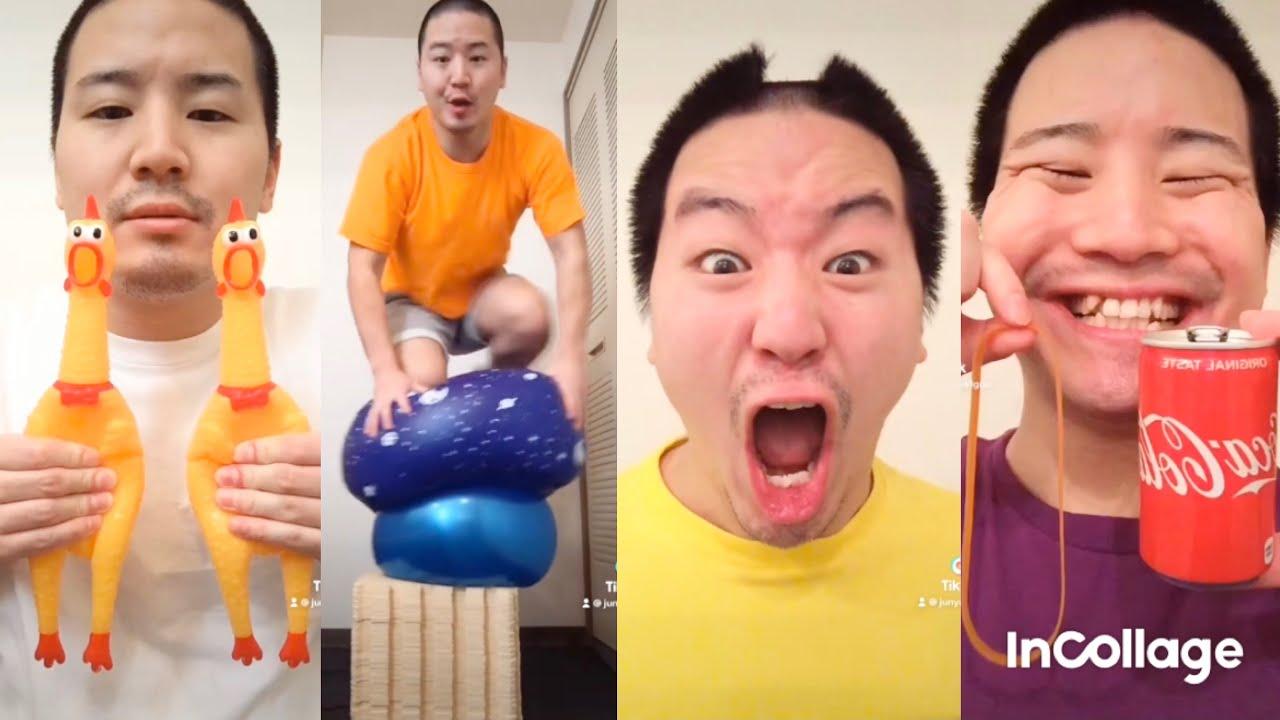 Junya1gou funny video 😂😂😂   JUNYA Best TikTok June 2021 Part 40