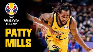 Patty Mills - ALL his BUCKETS & ASSISTS from the FIBA Basketball World Cup 2019